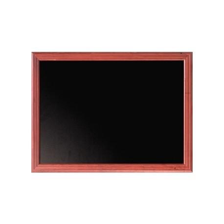 Securit Mohogany Effect Blackboard 60 x 80cm
