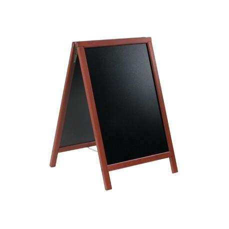 Securit Duplo Pavement Board Mohogany 55.5 x 75cm