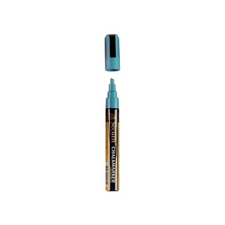Chalkboard Blue Marker Pen 6mm Line
