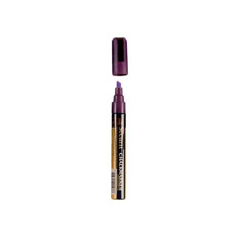 Chalkboard Purple Marker Pen 6mm Line