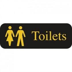 Toilets Symbol Sign
