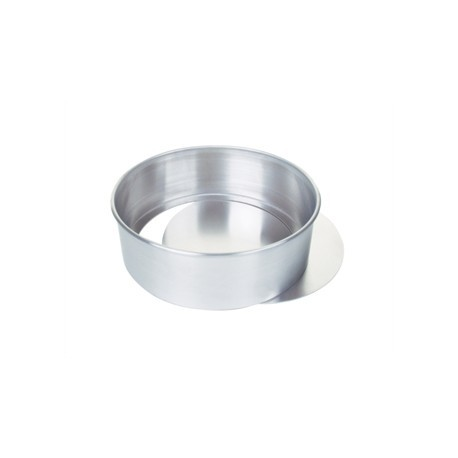 Aluminium Cake Tin With Removable Base 26cm