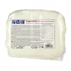 PME Sugarpaste White 2.5kg