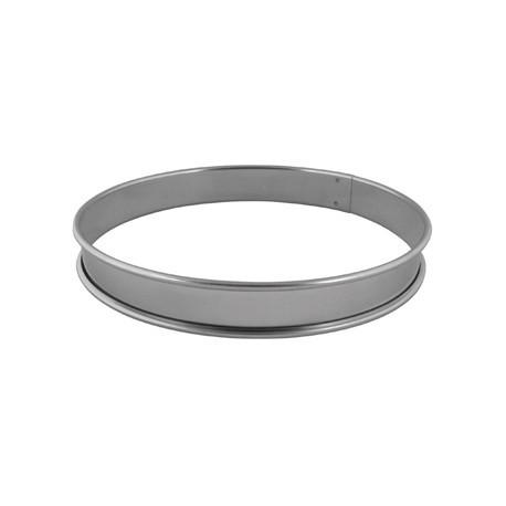 Matfer Stainless Steel Tart Ring 28cm