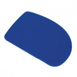 Vogue Plain Plastic Dough Scraper
