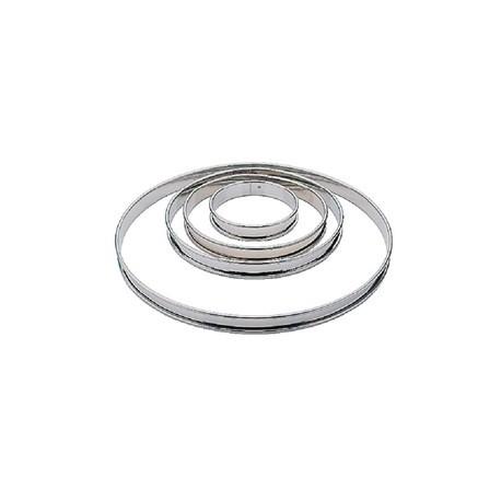 Matfer Plain Flan Ring 16cm