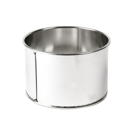 Pork Pie Tin 11cm