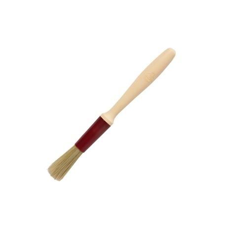 Matfer Pastry Brush Natural Bristles - Round Head 1.5cm