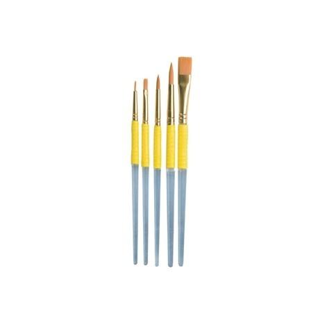 PME Craft Brushes Set of 5