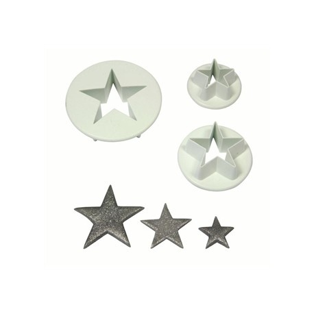 PME Star Pastry Cutters