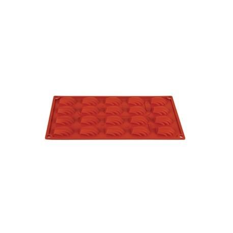 Formaflex Silicone Non-Stick Mini-Madeleine Mould