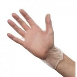 Vogue Powder Free Vinyl Gloves S