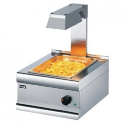 Lincat Silverlink 600 Chip Scuttle CS4/G