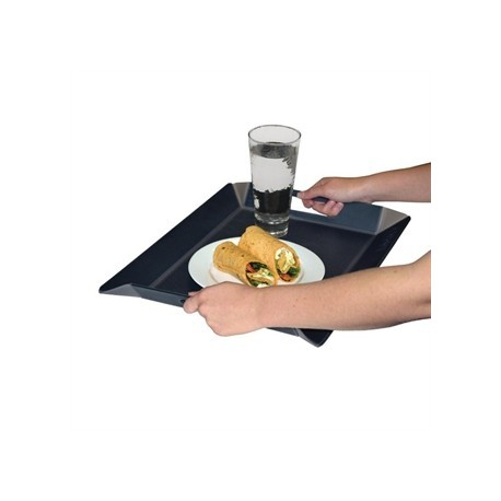 Freeform Foldable Tray Black Medium