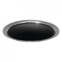 Olympia Non Slip Bar Tray Round 12 in