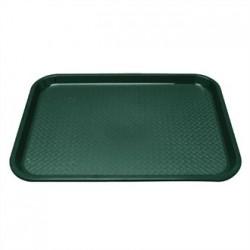Kristallon Plastic Tray Small Green