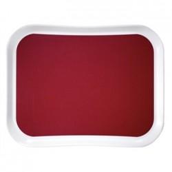 Cambro Versa Lite Tray 13 x 17 Raspberry