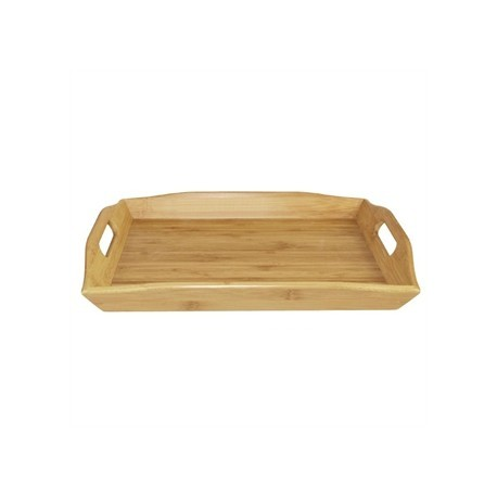 Bamboo Room Service Tray 15 x 11.5 in