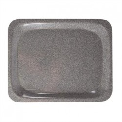 Cambro Ultimate Tray 9.25 x 12.75 in Granite