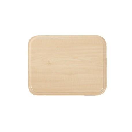 Cambro Ultimate Tray 14.2 x 18.1 in Birch
