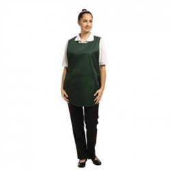 Tabard With Pocket Forest Green Large