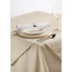 Palmar Polyester Ivory Slipcloth