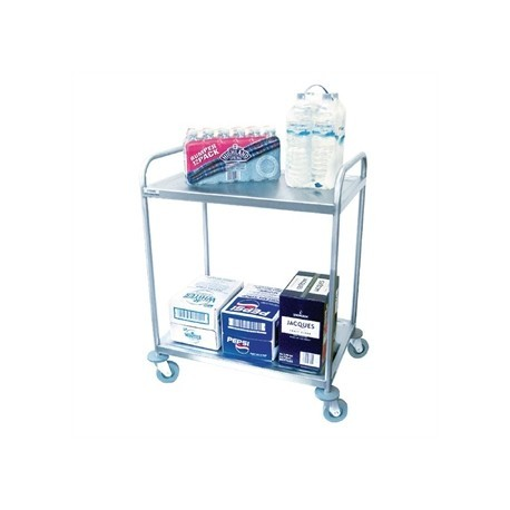 Craven 2 Tier Undercounter Serving Trolley
