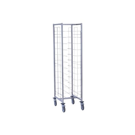 Tournus Self Clearing Trolley 12 Levels