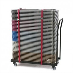Chair Trolley for Bolero Polypropylene Chairs