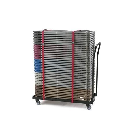 Chair Trolley for Bolero Polypropylene Chairs