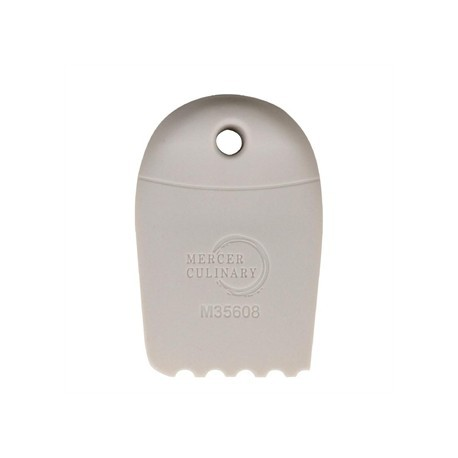 Mercer Culinary Round Arch Silicone Plating Wedge 5mm