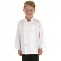 Whites Childrens Chef Jacket White L