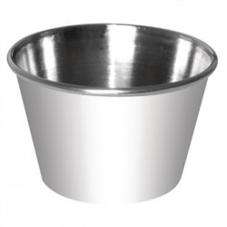 Dipping Pot Stainless Steel 340ml