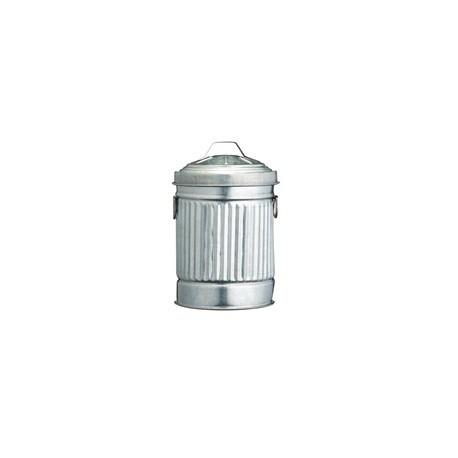 Mini Dustbin Chip Cup