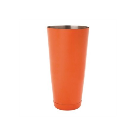 Beaumont Powder Coated Boston Orange 28oz