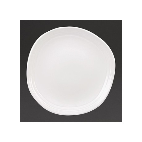 Churchill Discover Round Plates White 286mm