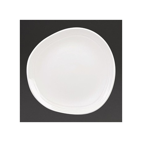 Churchill Discover Round Plates White 210mm
