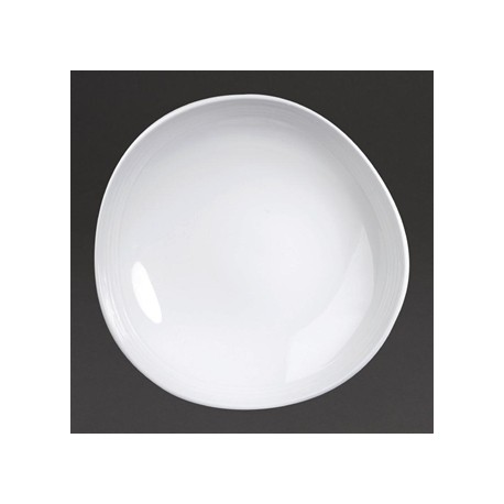 Churchill Discover Round Bowls White 253mm
