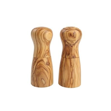 T&G Luca Pepper Mill Olive Wood