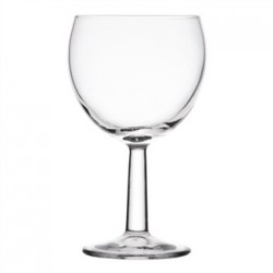 Olympia Boule Wine Glasses 190ml CE Marked at 125ml