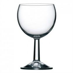 Olympia Boule Wine Glasses 190ml CE Marked at 250ml