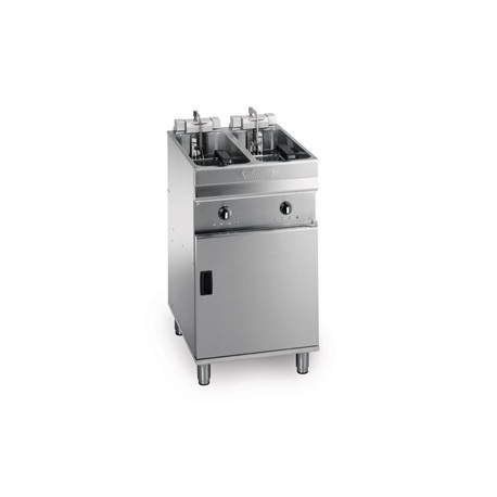 Valentine Evo 2525 Freestanding Twin Basket Fryer