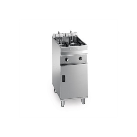Valentine Evo 400 Freestanding Twin Basket Fryer