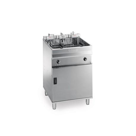 Valentine Evo 600 Freestanding Twin Basket Fryer