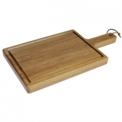 Tuscany Wooden Serving Board Acacia 420 x 230