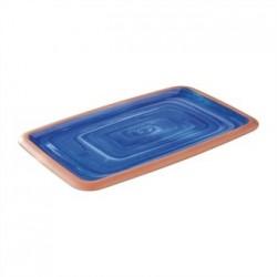 APS La Vida Melamine Tray Blue GN 1/1 530 x 325mm