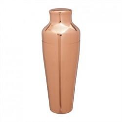 Beaumont Mezclar Art Deco French Cocktail Shaker Copper