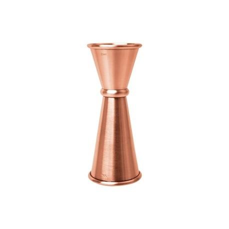 Beaumont Mezclar Branded Jigger Copper