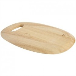 Small Rounded Hevea Presentation Board with Handle