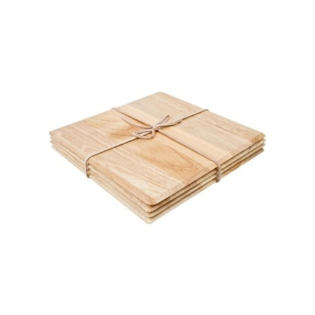 Square Hevea Table Mat